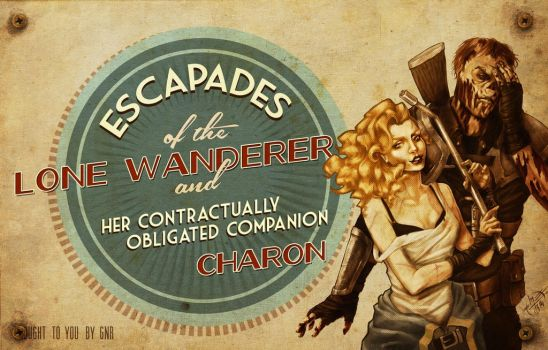 Escapades of the Lone Wanderer by StolenSock