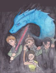 Eragon by homuncili7