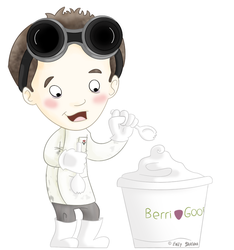 Dr. Horrible Yogurt Time by ersheld