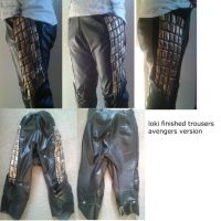 finished loki trousers by sasukeharber