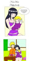 NaruHina - Happy family by ButterflyFire