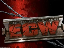 ECW - A New Breed Unleashed by lucapoison