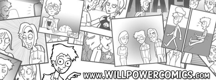 Will Power comics - My new website by The-Hellish-Gnome