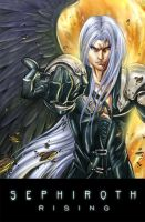 Sephiroth Rising by snoozzzzzz