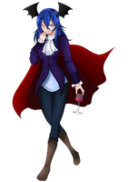 [Collab] Lucina Halloween by MySimpleDrawings