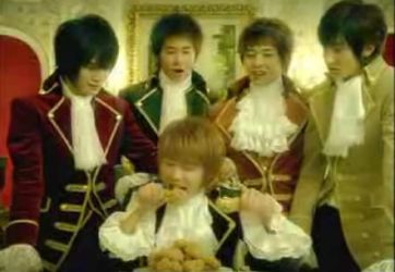 DBSK BBQ Commercial by retarded-penguin