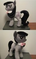 my little pony Octavia plush (commission) by Little-Broy-Peep