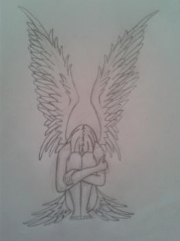 Confined Angel by GhostFM