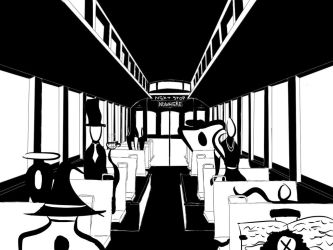Train to Nowhere by black184