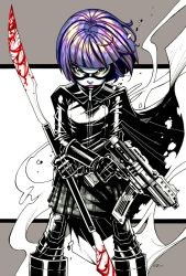 HitGirl by olivernome