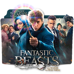 Fantastic Beasts and Where to Find Them v1 folder by zenoasis