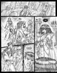Lady of Darkness comic pg.01 by RyanKinnaird