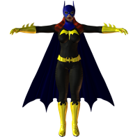 Preview: Batgirl by willdial