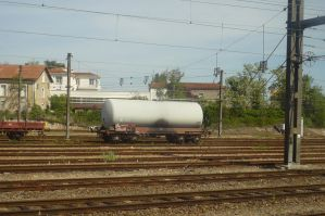 tanker wagon alone by nicolapin