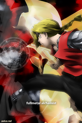 FMA iPhone or iTouch Wallpaper by celebrus