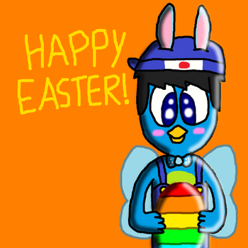Happy Easter 2018! by SprixieFan12345