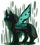 MLP Thorax (video) by Voltage-Art