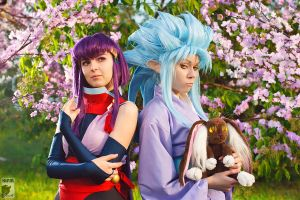 No need for Tenchi! by Kifir
