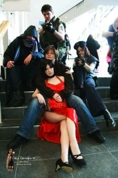 We are the Raccoon City Survivors by ChatterpieXIII