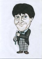 2nd Doctor - Patrick Troughton by guido84