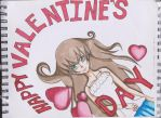 Happy Valentines Day by dumblikeamose