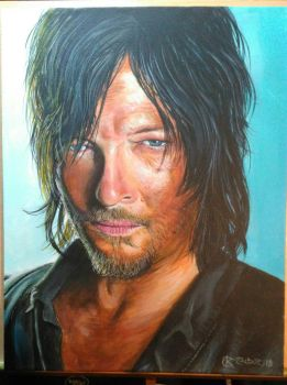 walking dead - Daryl by ktalbot