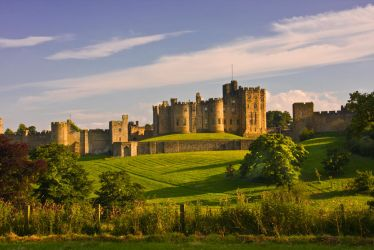 Alnwick Castle 2 by newcastlemale