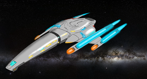 USS Normandy by DR-35