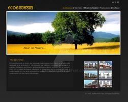 Real Estate Site 1 by acelogix