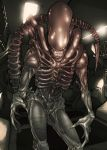 Alien : The Perfect Organism by kevinenhart