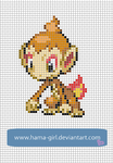 Chimchar by Hama-Girl