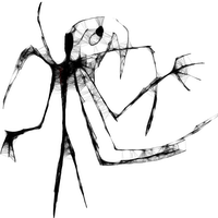 The Slenderman by Vexey47