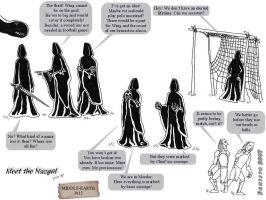 Meet the Nazgul .7 by The-Black-Panther