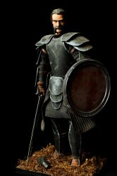 Solamnic Knight by joelwho
