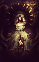 the bride of the old one by unded