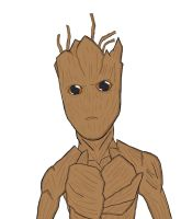 I AM GROOT! by Obiosborn