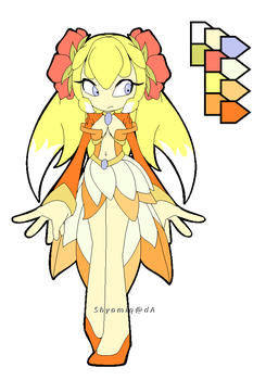 Auction TailSmo Fanchild Adoptable SOLD by Shyamiq
