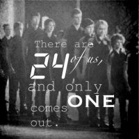 24 of us by BooksandCoffee007
