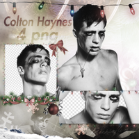 Colton Haynes Png Pack (21) by IremSezen