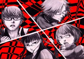 Persona 4 - All Out Attack!! by ElStormo