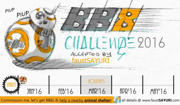 BB8 Challenge continuous by faust-sayuri