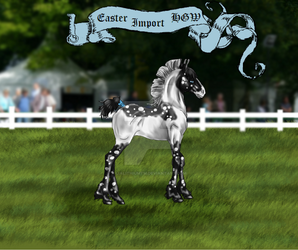 EasterImport Saalese 2 for ME by LiaLithiumTM