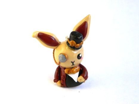 Sir Gentleman Rabbit by Xiiilucky13