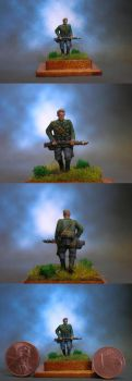 German Infantryman September '39 by noname65
