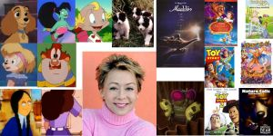 Debi Derryberry Voices by JDayton