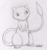 Mew by LuzrovRulay