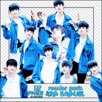 [PACK RENDER #93] 12 PNGS KIM SAMUEL PART 2 by RinYHEnt