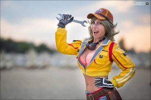 Cindy Aurum - FFXV by LadyDaniela89