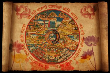 May all beings be liberated by HaniSantosa