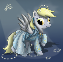 MLP Gala Contest Entry - Background Character by ScarabDynasty1